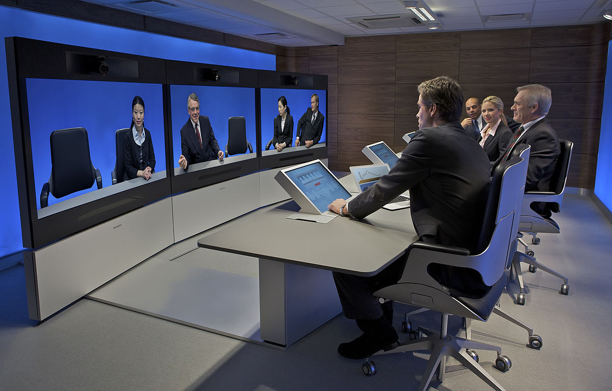 Video Conference, Politis and Tsesmetzidis